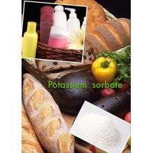 Preservative CAS: 24634-61-5 Potassium Sorbate