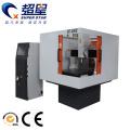 Máquina de grabado cnc de molde de metal