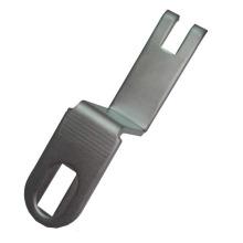 Изготовление металлического кронштейна с высокой точностью OEM на заказ, штамповка листового металла с ЧПУ