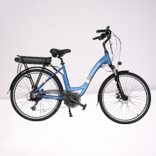factory supply Intelligent system 36V 300W 11.6Ah city bike electric bicycle