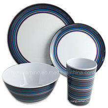 Melamine Picnic Outdoor Dinnerware Set (TZ3506)