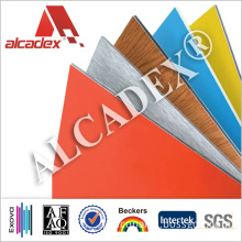 with Primer 3mm Moistureproof Building Material ACP Panel