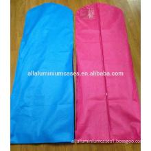 2015 best sell breathable suit bag foldable garment bag