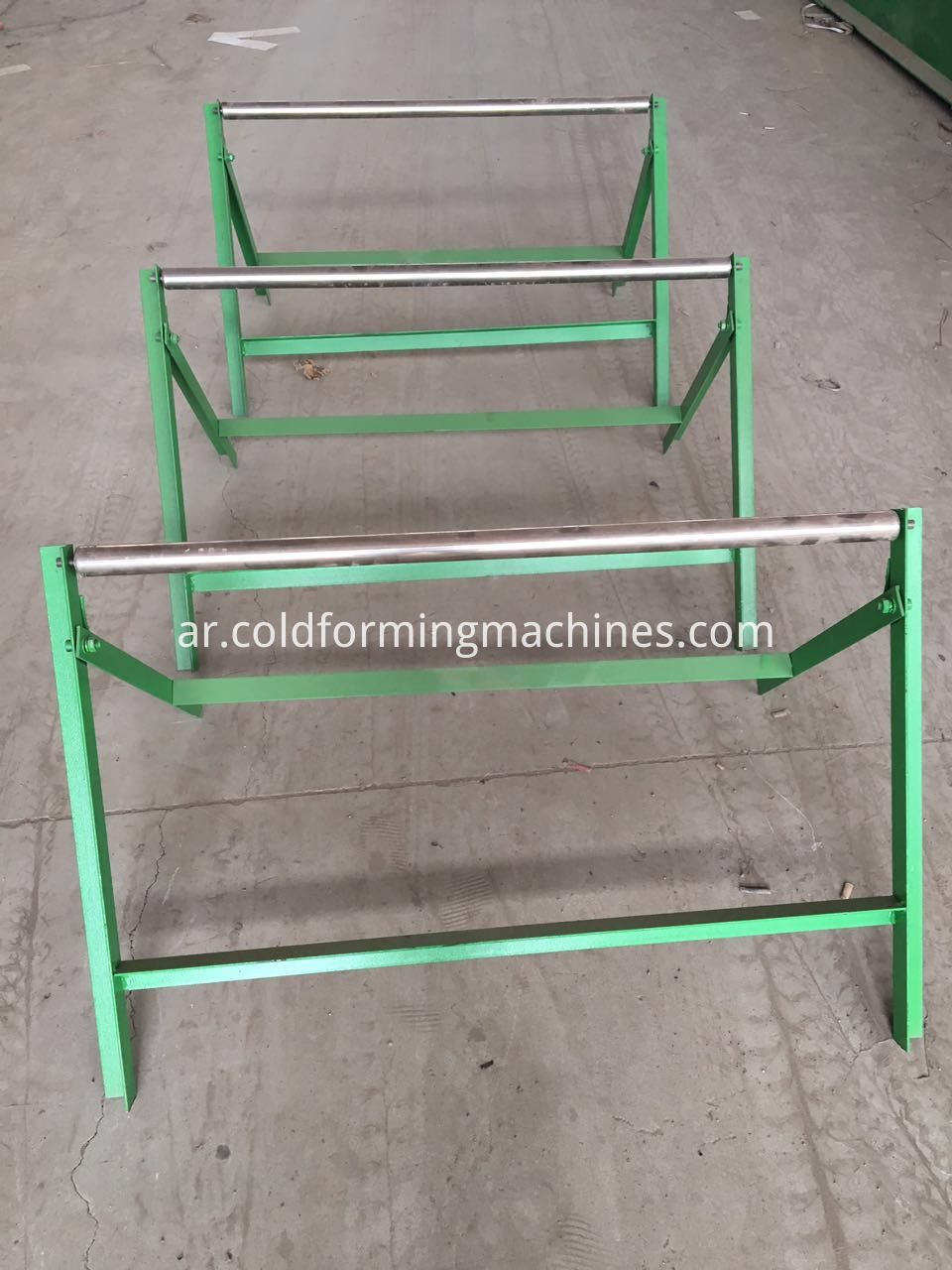 Cold Rolled Steel Roof Panel Machine