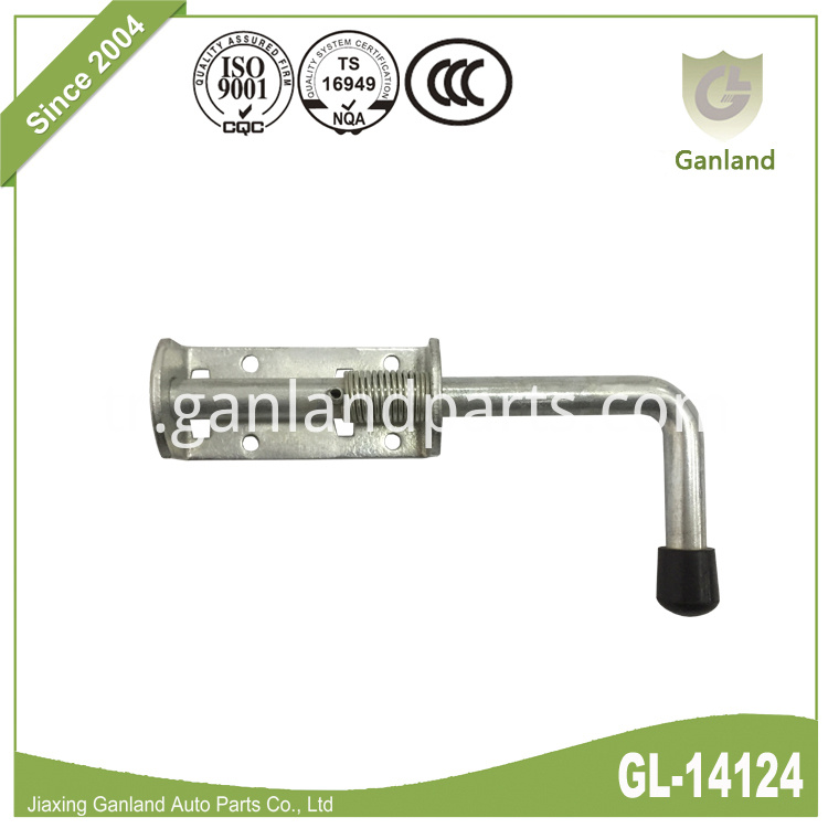 Spring Loaded Bolt Latch GL-14124