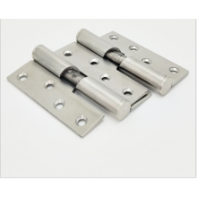 304 stainless steel adjustable cam lift hinge for aluminum hinge