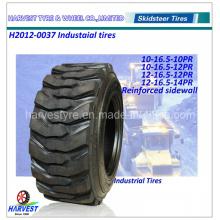 Neumáticos skidsteer para todos los tamaños de series