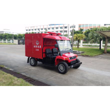 Rescue Airport Fire Fighting Vehicle Electric Truck in China