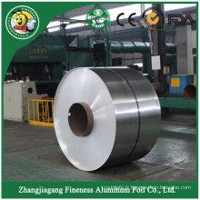 Excellente qualité Meilleure vente double face papier aluminium rouleau de papier