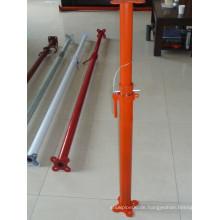 Verstellbare Stahlverkleidungsstütze für den Bau
