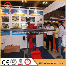 Hydraulic Dished End Configuring Machine/dished end press and flanging machine