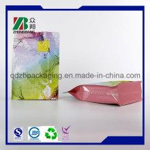 Heat Sealed Food Grade Aluminum Foil Side Gusset Bags
