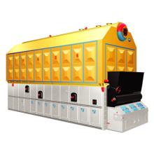 Caldera de vapor con carbón horizontal (serie DZL)