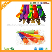Food Grade Silikon Popsicle Form / Silikon Eiscreme Form Silikon Eis Pop Form / Silikon Popsicle Form Eis Lolly / Creme Form