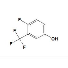 4-Fluoro-3- (trifluorometil) Fenol N ° CAS 61721-07-1