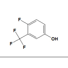 4-Fluoro-3- (trifluorométhyl) Phénol N ° CAS 61721-07-1