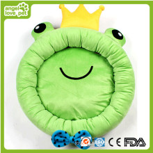 Cute Frog Design Soft Pet Dog Cushion&Bed