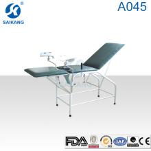 A045 Table d'examen médical gynécologique d'hôpital