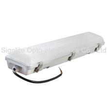 Tri-Proof LED Lighting, IP65 a prueba de polvo LED luces de 5FT, LED claro de interior