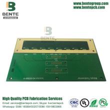 High-end personalizzato FR4 Tg135 PCB basso costo ISO 9001