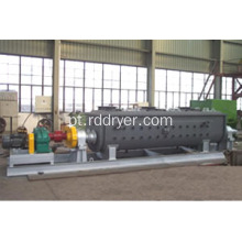 Amido de milho Rotating Roller Drum Dryer / Rotary Vacuum Drum Secadora / Flaker Cylinder Dryer