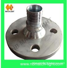 Galvanised Steel Fixed Flange -DIN2817
