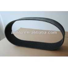 S5M Black color PU Timing Belt