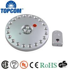 Luz de carpa LED con control remoto