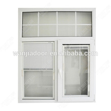 New design pvc bow window