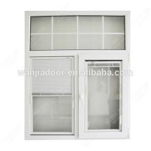 New design pvc bow window