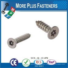 Made in Taiwan High Quality Torx Drive Furniture Self Tapping Bolt Torx Self Tapping Screw Tapping Bolts