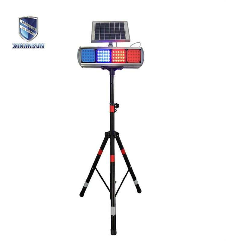 Newest solar warning signal light