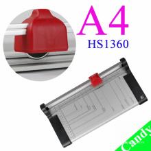 Cortador de papel guilhotina usado, papel de papelaria a4