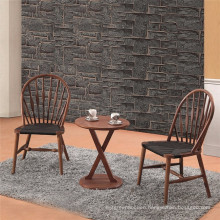 Supplier Melbourne Wooden Cafe Side Tables and Chairs (SP-CT736)