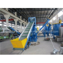 PE PP Plastic Film Washing and Recycling Machine
