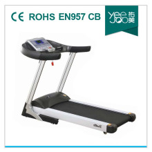 New Product Fitness Equipment Motorized DC Motor Treadmill (YeeJoo-8008B)