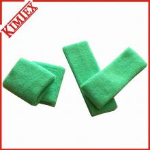 Outdoor Sports Terry Cotton Promotion Sweatband