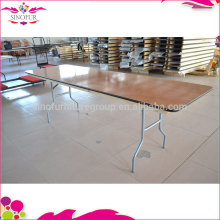 Factory outlets, Professional manufacture antique folding wooden table