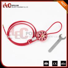 Rad Typ Kabelverriegelungen für Sicherungsventile