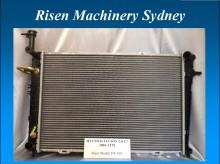 Авто радиатор для Hyundai (HY-035)