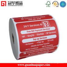 High Quality Thermal Paper Roll Fast Delivery From Real Factory