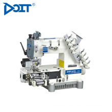 DT 008-04085P/VWL high quality speed elastic making machine and quilting inserting attaching industrial sewing machine