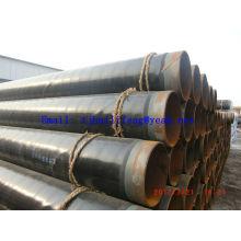 Pipeline avec 3PE enrobé 0400