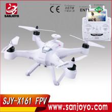 SJY-X161FPV vs Runner 250 Sistema avanzado de 6 ejes con cámara de 2MP HD FPV Brushless Motor 3D Full flight rc drone