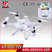 SJY-X161FPV vs Runner 250 Advanced 6-axis system with 2MP HD camera FPV Brushless Motor 3D Full flight rc drone