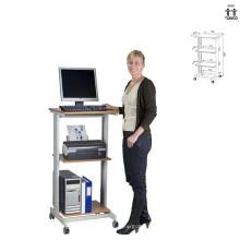Neues Produkt 2017 Büro Schreibtisch Lampe mit Stable Function Workstation Computer Tisch