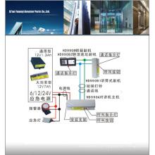 Sistema de monitoreo de ascensor hyundai HD990A intercomunicador de ascensor