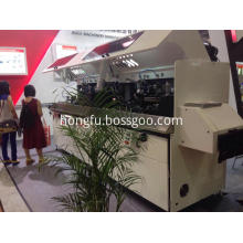 Automatic UV Screen Printing Machine for Glass Bottles