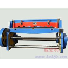 Q11-3X1300 Mechanische Art Guillotine Schermaschine