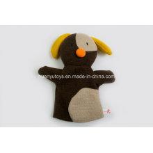 Fábrica de malha de tecido de malha de tecido de brinquedo de mão